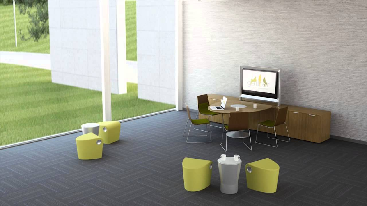e3 Office Furniture Collaborative Workplace Design YouTube