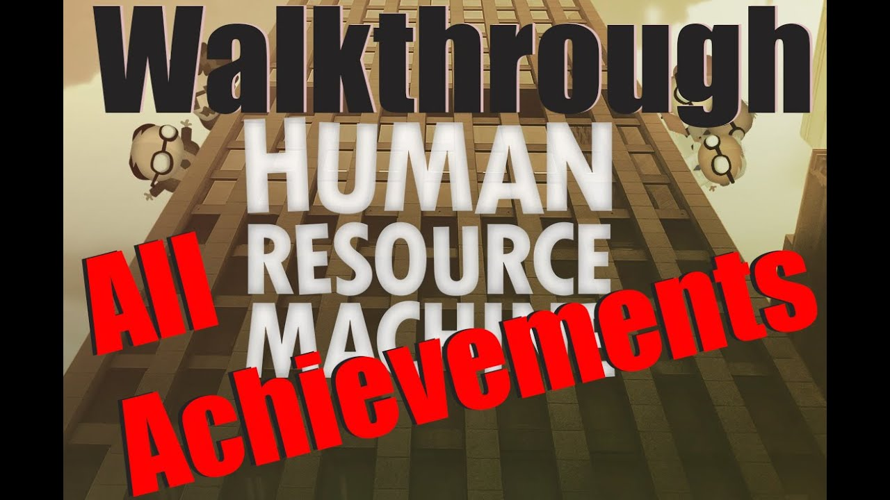 human resource machine zero preservation initiative
