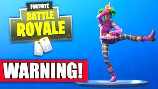 Fortnite is REMOVING dances & emotes from the game?
