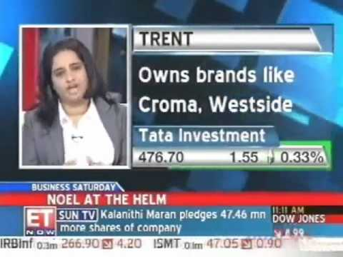 Noel Tata to be chairman of Tata Investment Corp