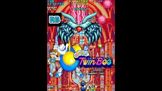 1991 [60fps] Detana!! Twin Bee Nomiss Loop1
