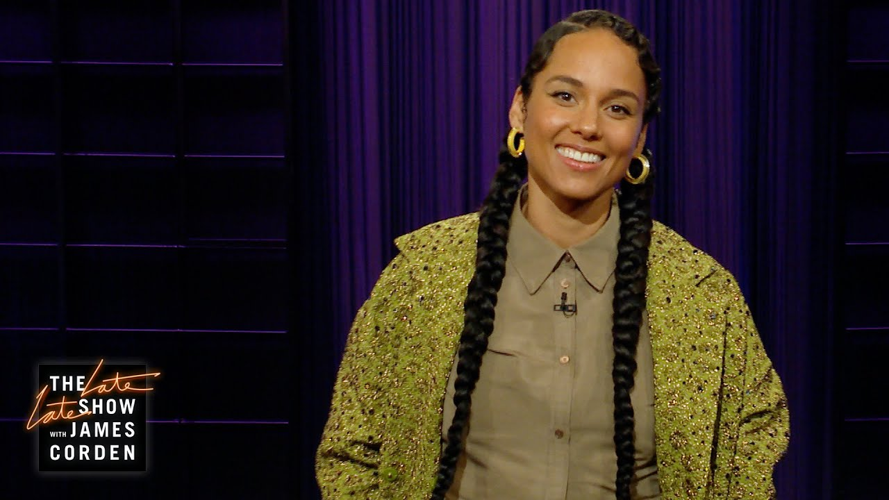 Alicia Keys's Monologue Is for You, Ladies