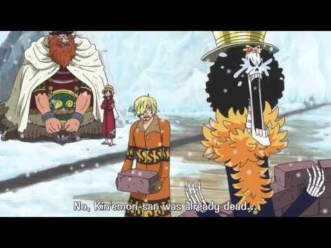 One Piece Punk Hazard Funny Moments