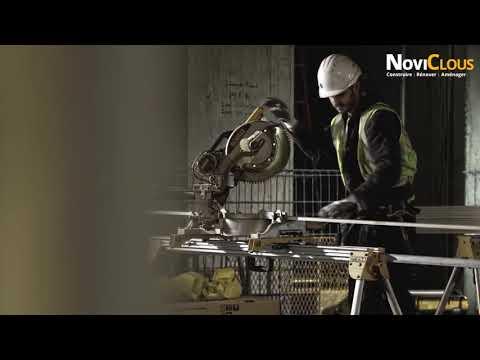 DEWALT DCN660D2 XR 18V SANS FIL : rapidité et économie garanties