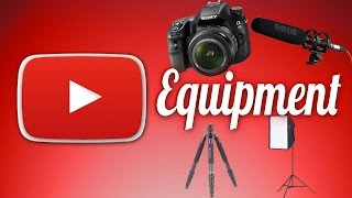 Vital Equipment You Need To Start A YouTube Channel