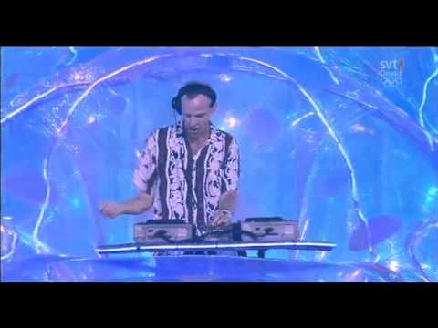 Fatboy Slim   Right Here, Right Now, Rocafeller Skank Live Olympic Games Closing Cermony 2012
