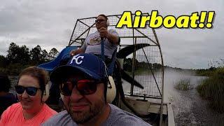 Gulf Coast Gator Ranch & Airboat Tours