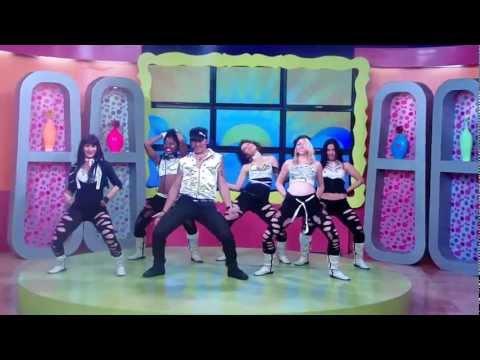 Wilson Dance Show - Ponme to eso PaLante Coreografia 2013