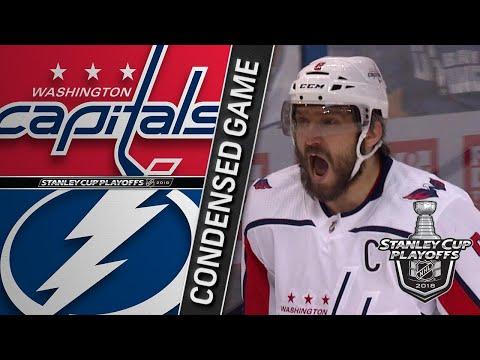 05/23/18 ECF, Gm7: Capitals @ Lightning
