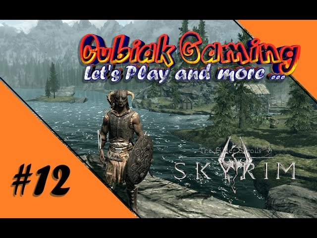 VERDAMMTER DIEB ★ Let's Play The Elder Scrolls V: Skyrim Remastered #12