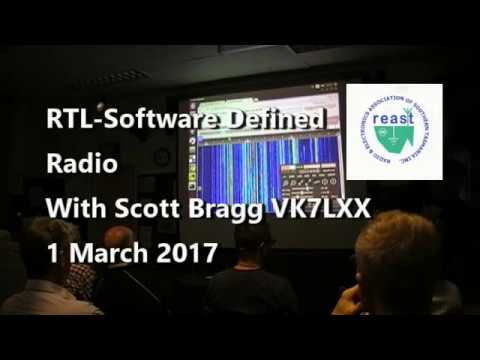 RTL Software Defined Radios with Scott VK7LXX