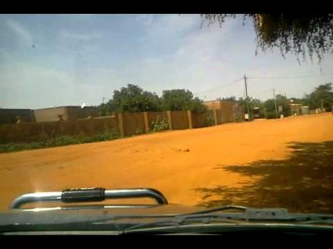 City tour Niamey Niger