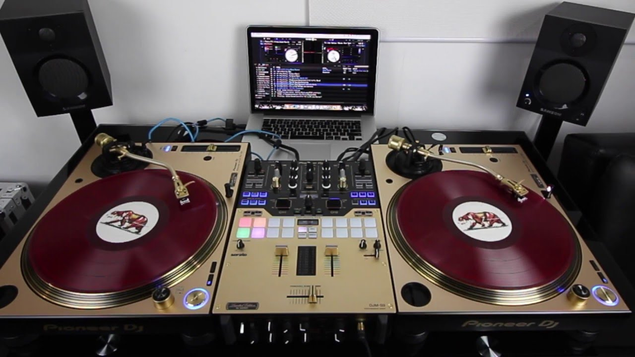 Pioneer dj djm s9 features talkthrough youtube - Table de mixage pioneer djm 5000 ...