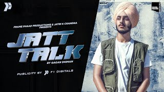 New Punjabi Song 2020 | Jatt Talk - Gagan Dhiman | Mr Dope | Latest Punjabi Song 2020