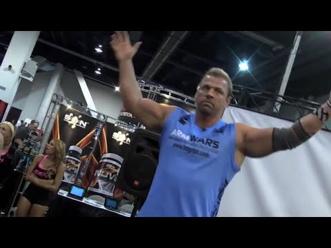Arm Wars | Arm wrestling | Michael Todd USA v Lupkes USA