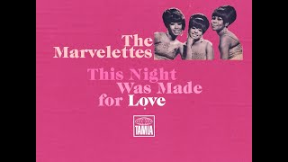 """The Marvelettes- This Night Was Made For Love""  Discover Motown"