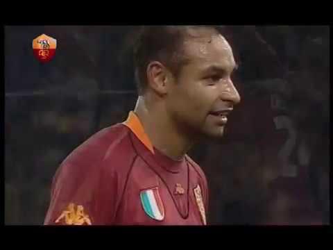 Derby Lazio-Roma 1-5 del 10/03/2002