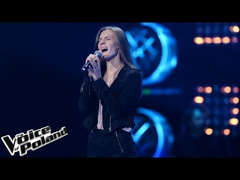 "Magdalena Dąbkowska - ""Nothing Compares 2 You"" - Blind Audition - The Voice of Poland 8"