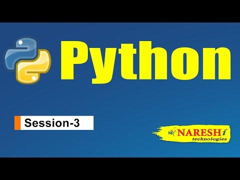 python-online-training-session:-3- -python-anaconda-documentation- -python-online-course