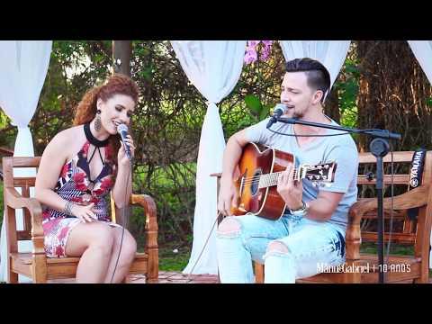 Largado Às Traças - Zé Neto e Cristiano (Manu & Gabriel Cover Acústico)