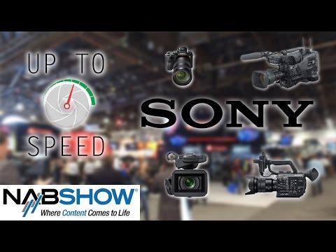 Sony Updates - NAB 2017