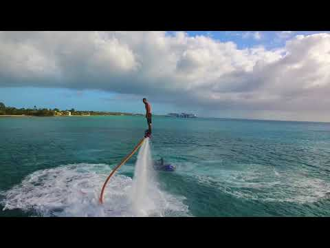 Jet Ski & Flyboard St. Croix U.S. Virgin Islands