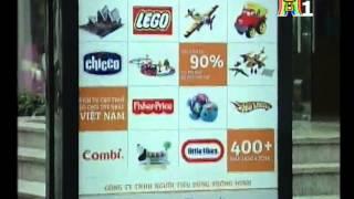 Thuê đồ chơi trẻ em - Người tiêu dùng thông minh [Đài TH Hà Nội]