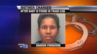 Newborn Found in Greenville Trashcan