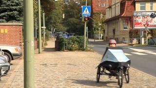 unterwegs mit dem Klimax 2 von Hase Bike / Kettwiesel Video