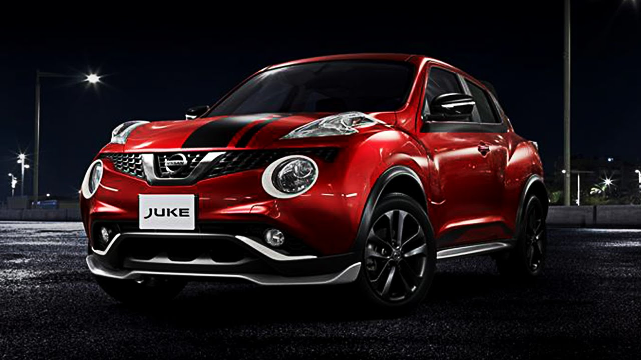 Video Review - Nissan Juke Revolt - YouTube