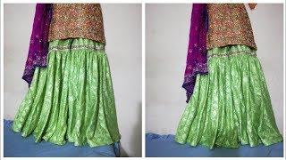 Lifafa Gharara Cutting & Stitching in Hindi/Urdu 2018-19