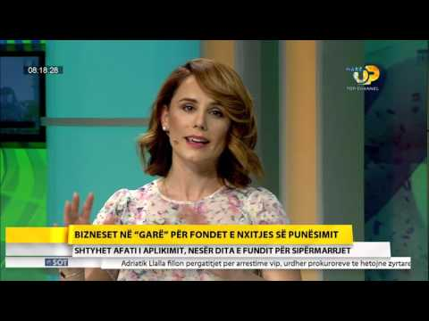 Wake Up, 11 Prill 2016, Pjesa 3 - Top Channel Albania - Entertainment Show