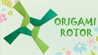 Origami Rotor - Origami Easy