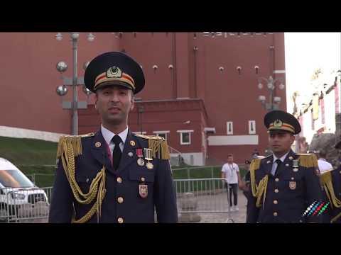 Бравые азербайджанские парни