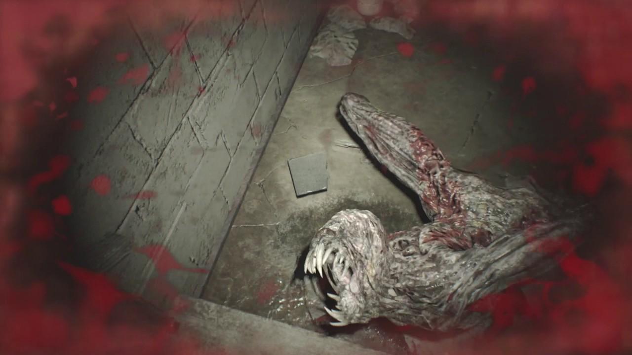 Resident Evil 7 Get Snake Key Youtube