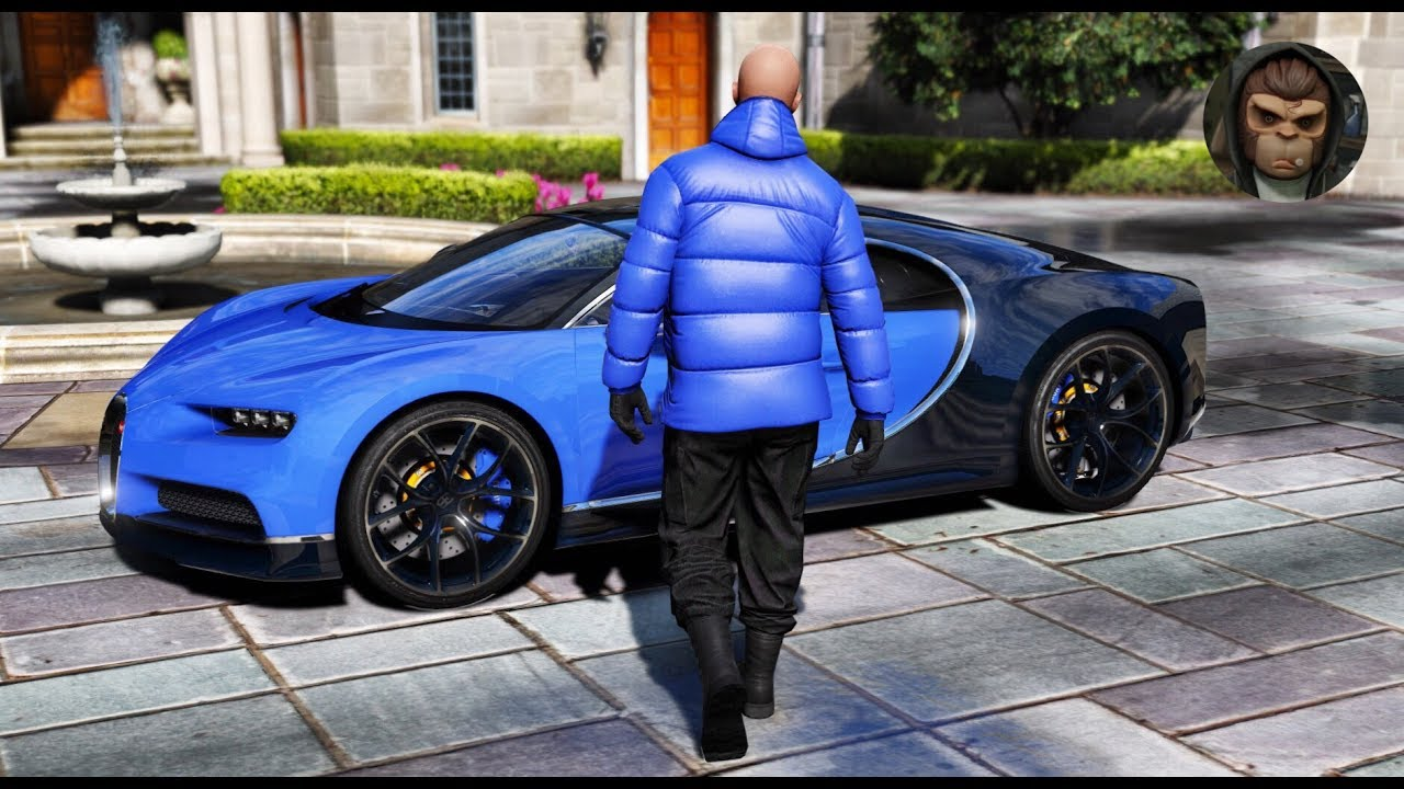 Ultra Realistic Hdr Graphics 60fps Gameplay: Bugatti Chiron! 2018 M.V.G.A.