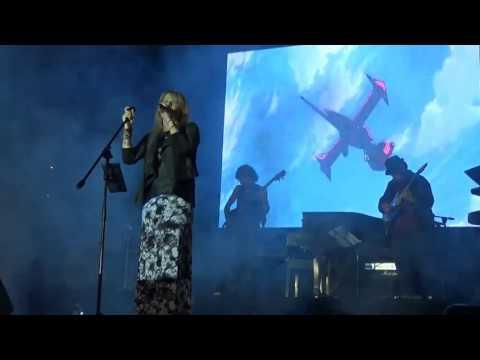 Mary Elizabeth McGlynn Live 2014(Guadalajara)