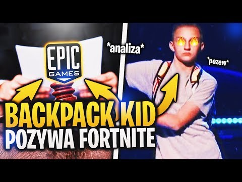 BACKPACK KID POZYWA FORTNITE 😱 - ANALIZA SYTUACJI 🔎