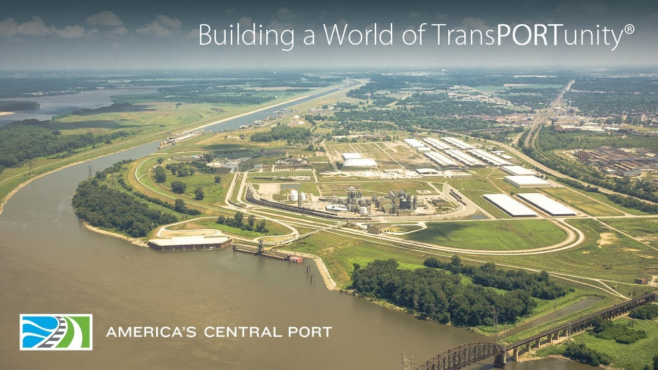 America's Central Port Overview