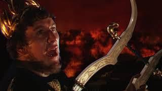Quo Vadis (1951) - Canto di Nerone (Incendio di Roma)