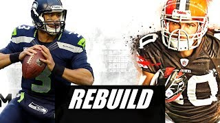 REBUILDING THE CLEVELAND BROWNS MADDEN NFL 12 - RUSSELL WILSON IS THE REASON