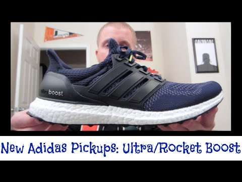 adidas rocket boost vs ultra boost