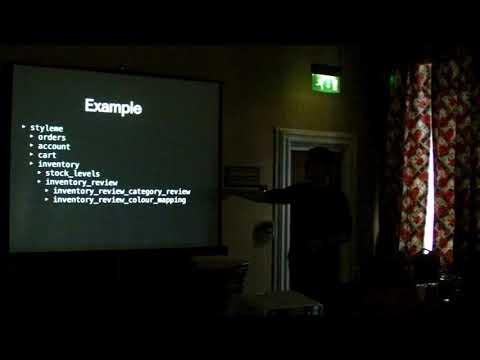 PYCON UK 2017: Scaling Django Codebases