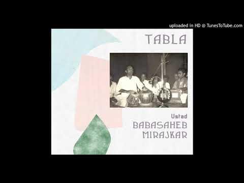 Babasaheb Mirajkar Tabla Solo