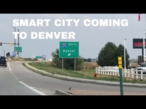TAKE A TOUR OF DOWNTOWN DENVER COLORADO WITH ME!