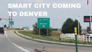 TAKE A TOUR OF DOWNTOWN DENVER COLORADO WITH ME!