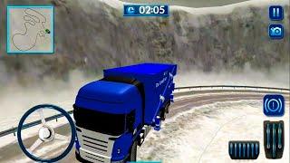 Pothole Road Repair Snow Plow Excavator Crane  - Android Gameplay FHD