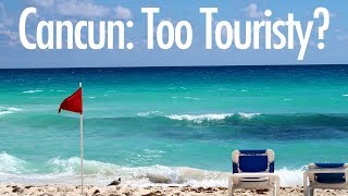 Is Cancun Worth It? (+ Meet Rachel and Daniel, vegan couple living in Mexico!)