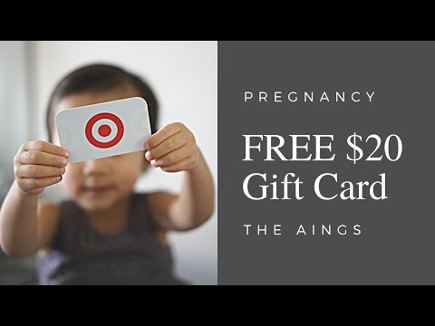 FREE $20 Gift Card for Creating a Baby Registry | 1.10.18