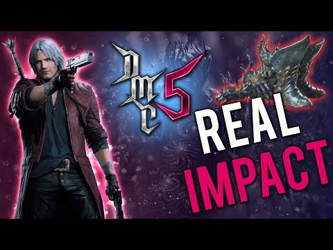 Devil May Cry 5 - Real Impact Tutorial - The Move That Destroys All thumbnail